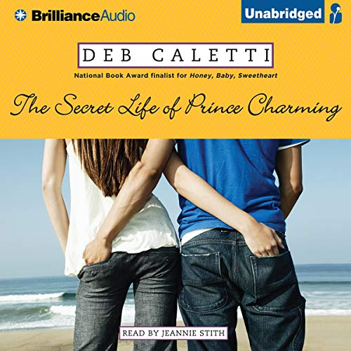 The Secret Life of Prince Charming audiobook cover art