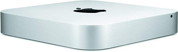 Apple Mac Mini Desktop MD387LL/A Intel Core i5 2.50GHz, 8GB LPDDR3 Memory, 500GB Hard Drive (Renewed)