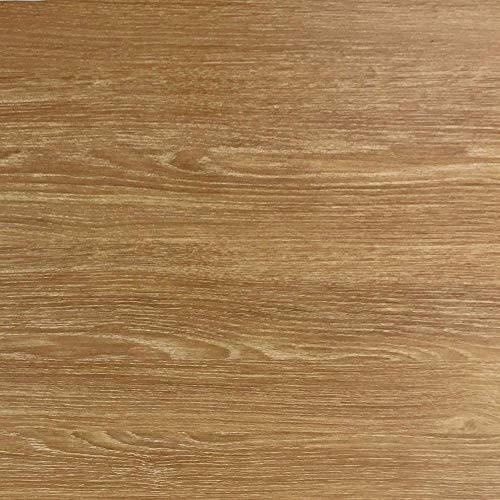 [19,98€/m²] Selbstklebende Folie in Holz-Optik AUF WUNSCHMAß inkl. Rakel & eBook mit Profi-Tipps I Klebefolie in Eiche Holzdekor für Möbel & Küche – abwaschbar & hitzebeständig I Möbelfolie Holz