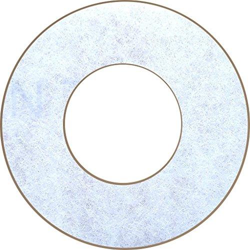 10 Filter Ersatzfilter für Balzer Lüfter L-W, L-G, L-G/BM, A 60, A 90-220x108 mm - Filterklasse G2