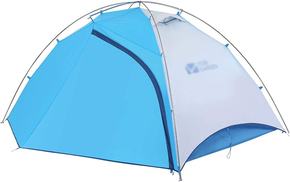 DALIZHAI777 Camping Tent Ultra-Light Aluminum Pole Outdoor Bombing free High material shipping