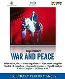 War & Peace - Kirov Opera St. Petersburg 1991 [Blu-ray] [Import italien]