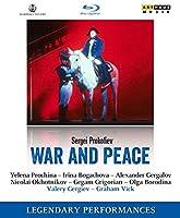 War & Peace - Kirov Opera St. Petersburg 1991 [Blu-ray]
