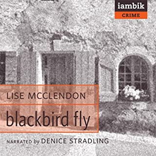 Blackbird Fly audiobook cover art