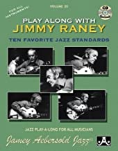 Jamey Aebersold Jazz -- Play Along with Jimmy Raney, Vol 20: Ten Favorite Jazz Standards, Book & CD (Jazz Play-A-Long for All Musicians)