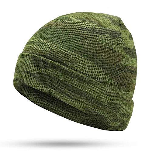Waterfaill Sombrero De Gorro De Camuflaje De Punto