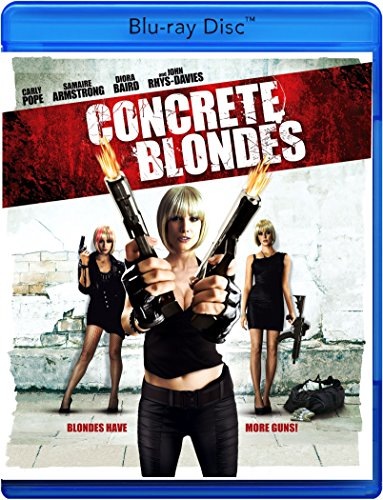 Concrete Blondes [Edizione: Stati Uniti] [Italia] [Blu-ray]