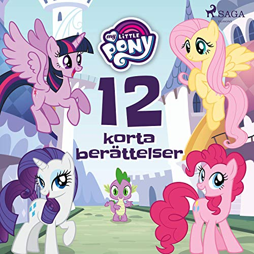 My Little Pony - 12 korta berättelser  By  cover art