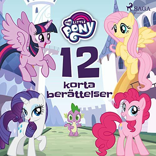 My Little Pony - 12 korta berättelser cover art