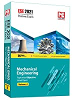 ESE 2021 Preliminary Exam : MechanicalEngineering Objective Paper - Volume I by MADE EASY: Vol. 1
