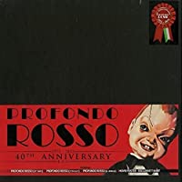 "Profondo Rosso - 40th Anniversary Box (3CD+10""+Poster+T-Shirt)"