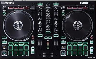 Roland, Black, DJ-202 (DJ-202) from ROLAND