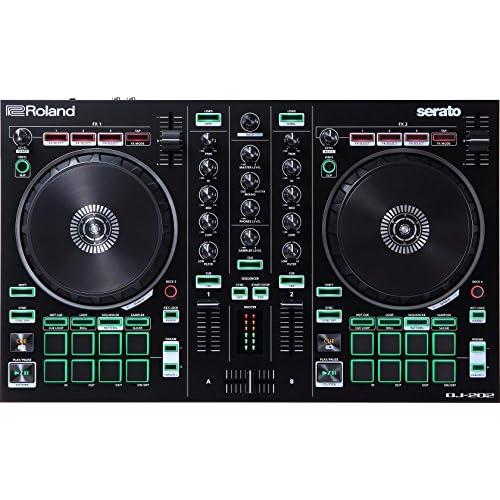 Roland DJ-202 - Controller DJ a 2 canali