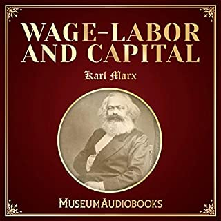 Wage-Labor and Capital audiobook cover art