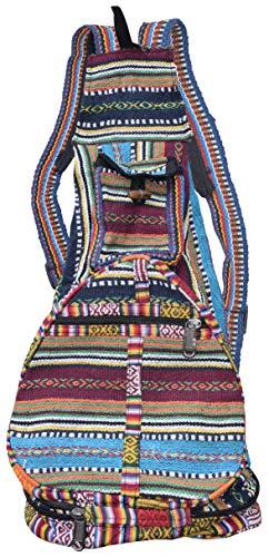 Gheri  - Bolso mochila de Algodón para mujer