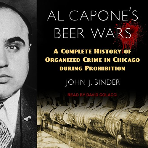 Al Capone's Beer Wars cover art