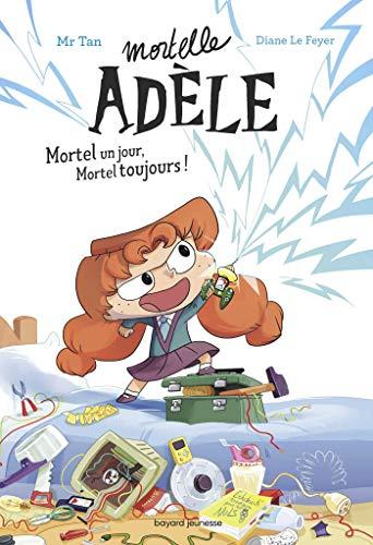 Roman Mortelle Adèle