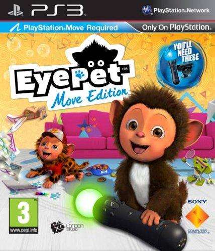 GIOCO SONY PS3 EYEPET MOVE EDITION PS3 (9151678)