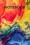 Notebook: Lined Front and Back Notebook, Journal, Diary, 6x9, 120 Pages. Perfect for Women, Men, Wife, Husband, Girlfriend, Boyfriend, Girls, Kids, ... Mother's Day and Father's Day Gifts)