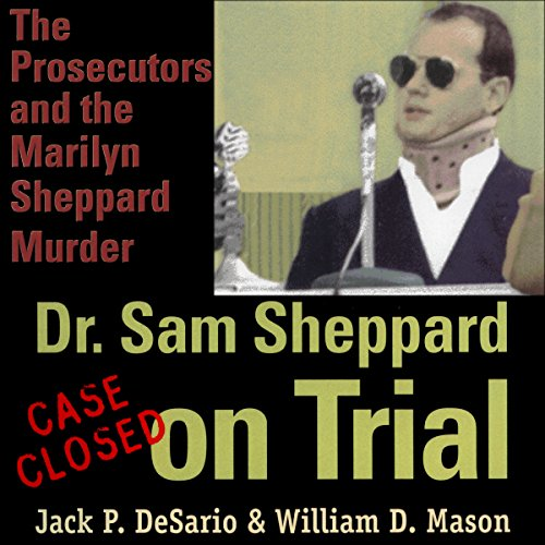 Dr. Sam Sheppard on Trial audiobook cover art