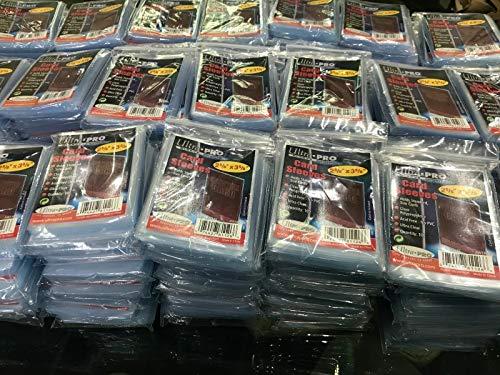 Ultra Pro - Bustine porta carte collezionabili, adatte per Pokemon MTG, 1000 pezzi, trasparenti