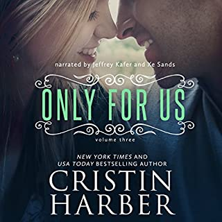 Only for Us audiobook cover art