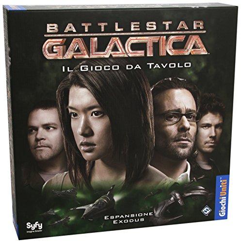 Giochi Uniti Exodus Erweiterung für Battlestar Galactica
