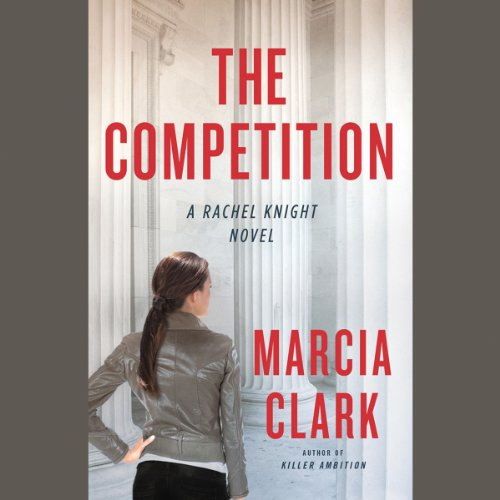 The Competition audiobook cover art