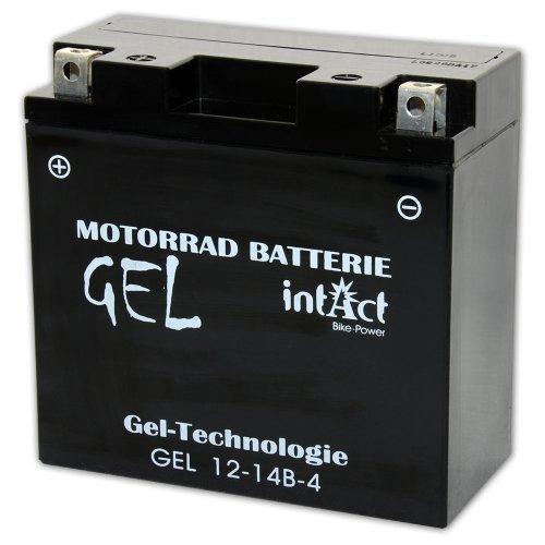 intact Bike-Power GEL 12V 12Ah YT14B-4 Gel12-14B-4