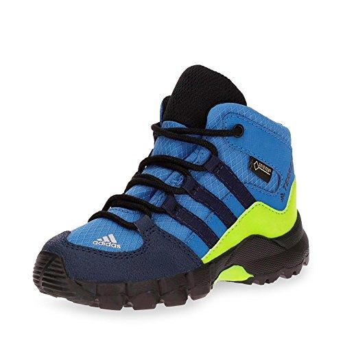 adidas Terrex Mid GTX Trekking- en wandellaarzen voor kinderen, grijs, 4 EU