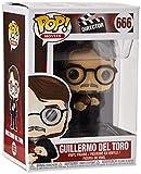 Funko- Director-Guillermo del Toro The Shape of Water Figure Figurina, Multicolore, 31839