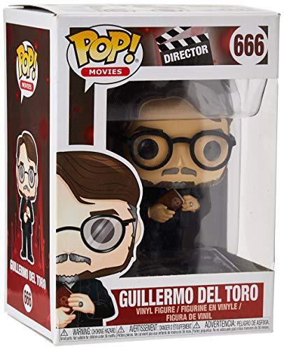 FUNKO POP! DIRECTORS: Guillermo del Toro