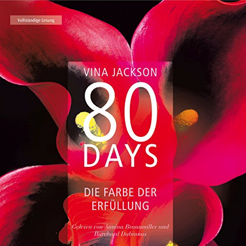 80 Days - Die Farbe der Erfüllung Titelbild