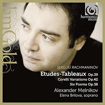 Rachmaninov: Etudes-Tableaux