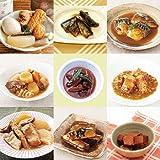 レトルト 和食 煮物 おかず 惣菜 12種類セット(ロングライフシリーズ 常温で製造から3……