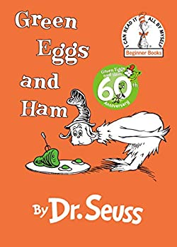 Hardcover Green Eggs and Ham Book