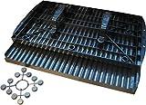 CommonBaits MAMMUTROLLER Boilieroller 8mm, 11mm, 14mm, 16mm, 18mm, 20mm & 24mm Größe 20mm