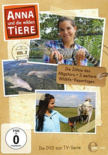 Anna und die wilden Tiere - Folge 2: Die Zähne des Alligators - Die DVD zur TV-Serie