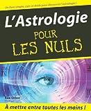 L'Astrologie pour les nuls - First - 17/01/2001