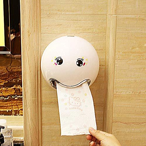 Papierhandtuchhalter Für Badezimmer KlopapierhalterBall Shaped Tissue Box Hygienerolle Papier Lagerung Badezimmer Schlafzimmer Wand Toilettenpapier Boxen A