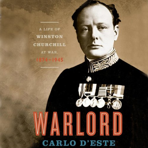 Warlord audiobook cover art