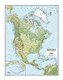 National Geographic: North America Physical...