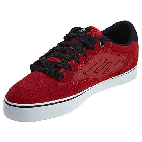 Emerica The Jinx 2, Scarpe da Skateboard Uomo, Rosso (Red), 38 EU
