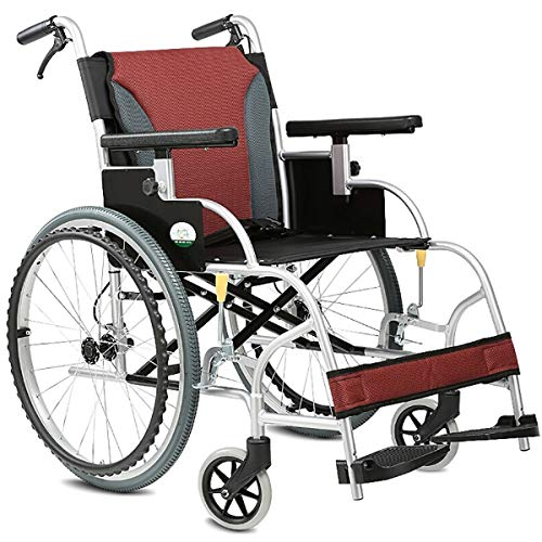 bester der welt XIANWEI Aluminium Rollstuhl, Leichter Elektroroller mit Klapprahmen, tragbares Fahrzeug… 2021