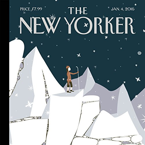 Couverture de The New Yorker, January 4th 2016 (Dexter Filkins, Larissa MacFarquhar, Adam Gopnik)