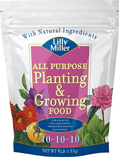 All Purpose Planting And Growing Food by Lilly Miller