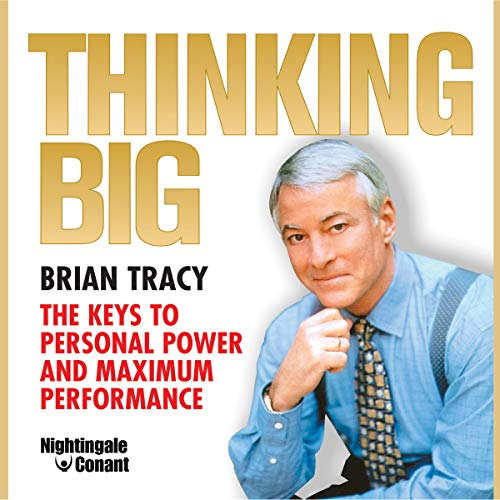 Page de couverture de Thinking Big