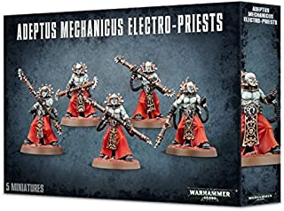 Adeptus Mechanicus Electro Priests by Games Workshop