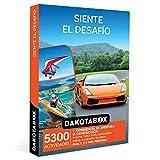DAKOTABOX - Caja Regalo hombre mujer pareja idea de regalo - Siente el desafío - 5300 actividades como conducción en Ferrari o Porsche, rafting o parapente