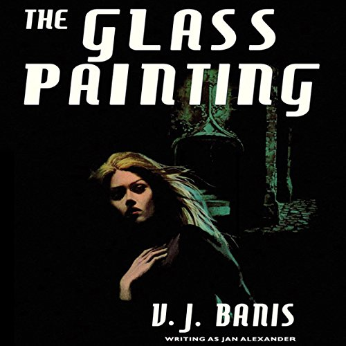The Glass Painting audiobook cover art